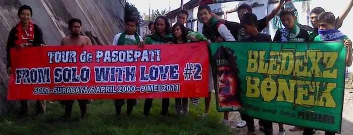 Stadion Gelora 10 Nopember is one of #PasoepatiNet.