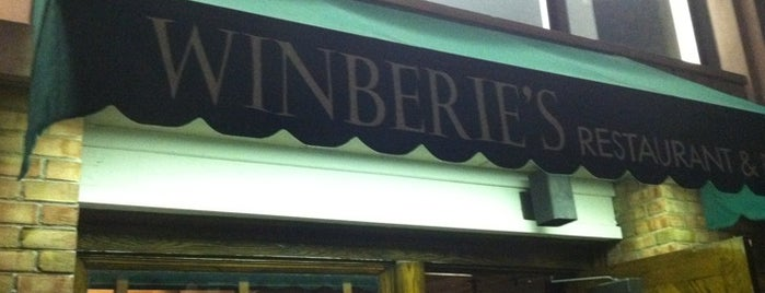 Winberie's Restaurant & Bar is one of Restaurant's I like.....