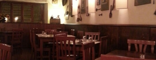 Taverna Parioli is one of Best NightClubs & Restaurants in Rome by trAmp.it.