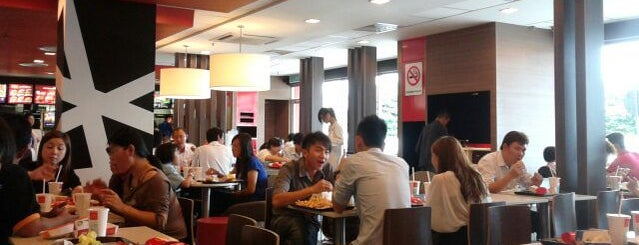 McDonald's is one of Must-visit Fast Food Restaurants in Puchong.