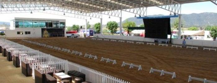 Club Hípica is one of Instalaciones / Venues.