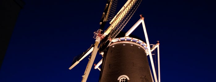 Molen De Kroon is one of Dutch Mills - North 1/2.
