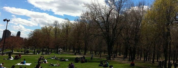 Parc du Mont-Royal is one of My Montreal State Of Mind.