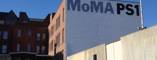 MoMA PS1 Contemporary Art Center is one of Modern architecture in nyc.