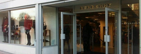 Burberry Factory Shop is one of Hackney Secrets, yeah!.