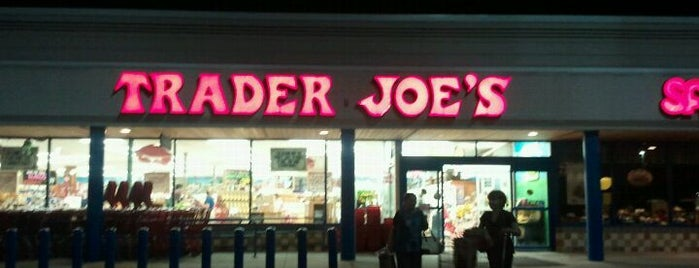 Trader Joe's is one of 새소식.