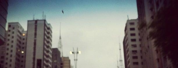 Edifício Paulista 500 is one of Best places in São Paulo, Brasil.