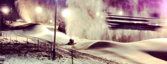 Spirit Mountain Ski Area is one of Skiing in Minnesota.