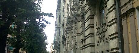 Art Nouveau Riga is one of The RigaTalk Walk.