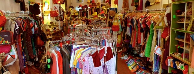 Lemon Frog is one of Lucky Magazine's Top LA Vintage Shopping Spots.