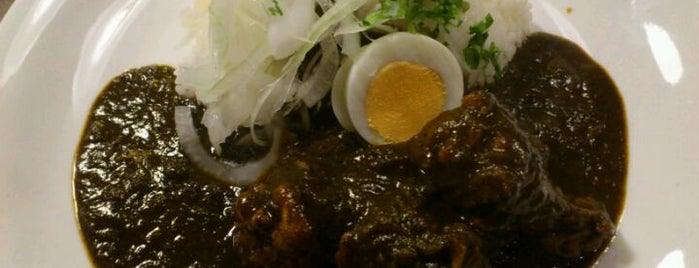 リトルスパイス is one of Asian Food.