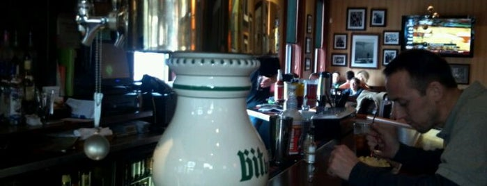 Keystone Bar & Grill is one of Cincinnati Beer Geek.