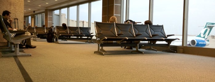 Kansas City International Airport (MCI) is one of I Love Airports!.