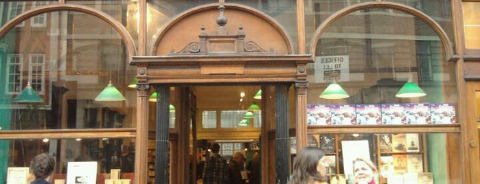 Daunt Books is one of Shopping London.