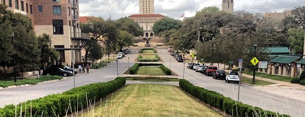 The University of Texas at Austin is one of austin, texas.