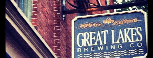 Great Lakes Brewing Company is one of Must Visit Places in Cleveland.