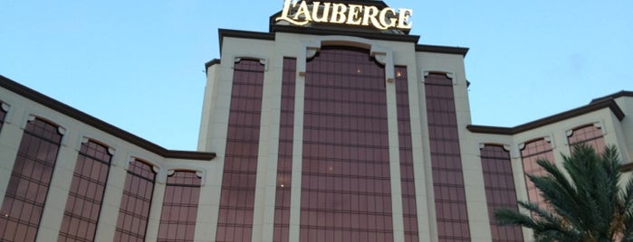 L'Auberge Casino Resort is one of Louisiana.