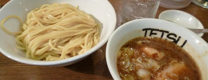 つけめん TETSU 品川店 (てつ) is one of らめーん(Ramen).