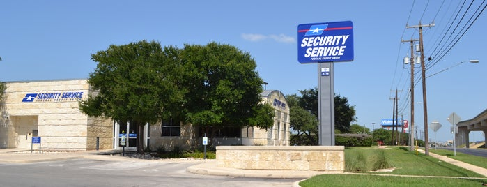 SSFCU branches in Texas