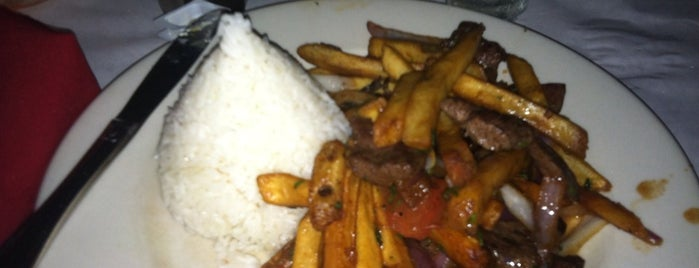 Ay Ay Picante Peruvian Steak & Seafood is one of Chicago Eats.