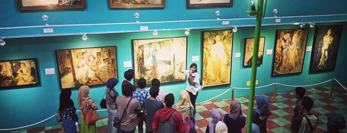 Museum Affandi is one of YOGYAKARTA.