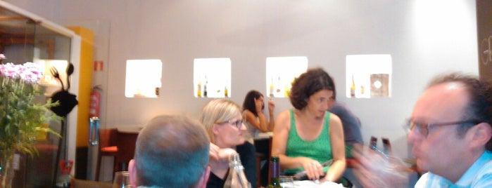 Rasoterra is one of BCNRestaurants.