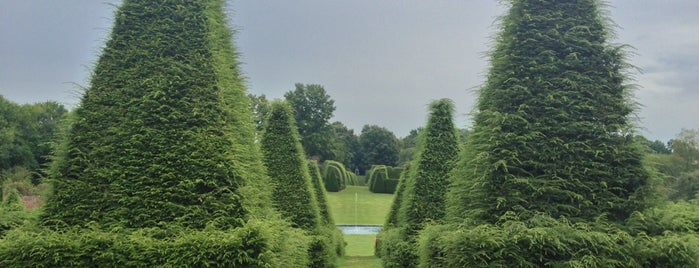 Ladew Topiary Gardens is one of Family trips.