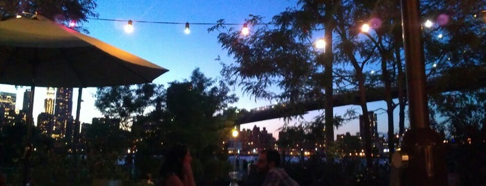 Brooklyn Bridge Garden Bar is one of PALM Beer in Brooklyn.