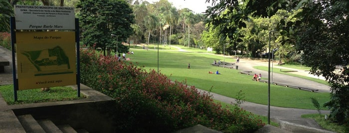 Parque Burle Marx is one of São Paulo Best Places.