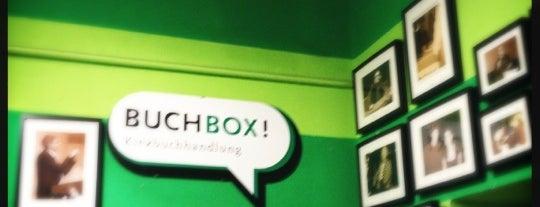 BUCHBOX! is one of Berlin Oster '12.
