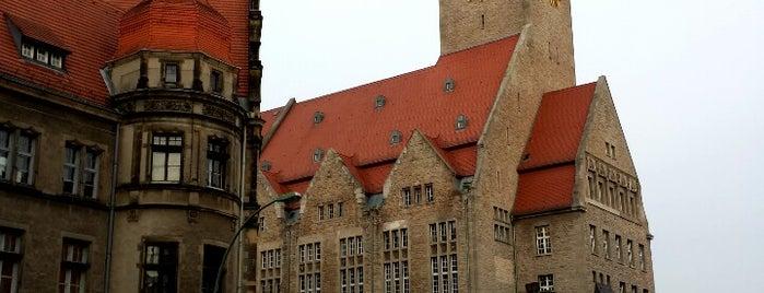 Rathaus Berlin-Neukölln is one of My Berlin.