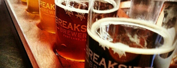 Breakside Brewery is one of Beers, Boobs, & Burritos.
