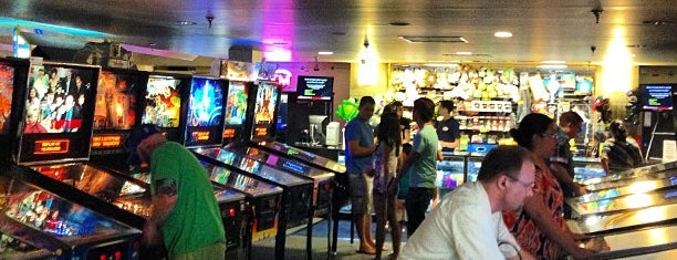 Pinballz Arcade is one of Pinball in Austin.