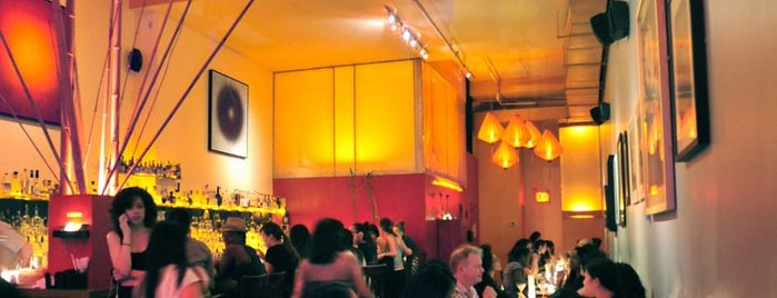 Verlaine Bar & Lounge is one of NYC Eats To Try.