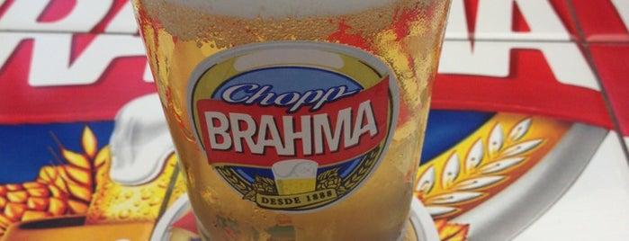 Quiosque Chopp Brahma is one of Shopping Uberaba.