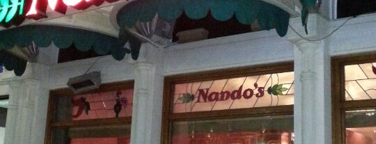 Nando's is one of Nando's Asia | Middle East.