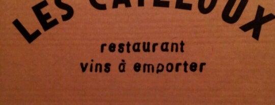 Les Cailloux is one of Mon Carnet de bord.