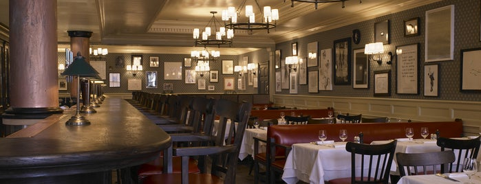 Dean Street Townhouse is one of Good eats in London - UK.