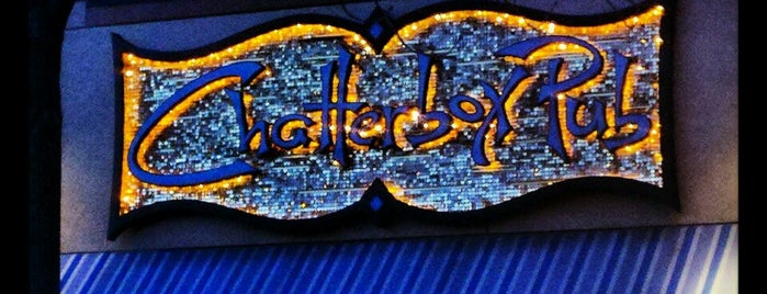 Chatterbox Pub is one of Bars/Nightclubs/Live Music.