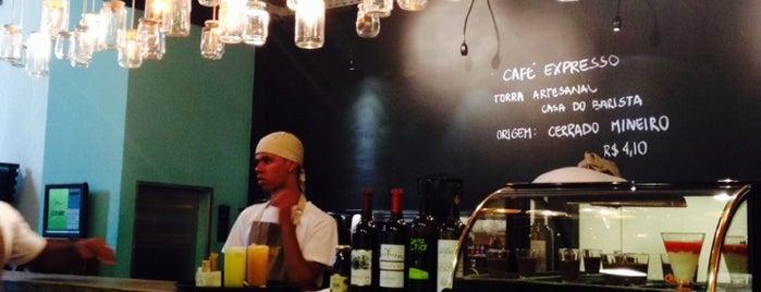 Canteiro Bistrô is one of Onde comer próximo a PCRJ.