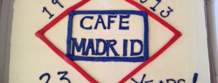 Café Madrid is one of Top Food Picks In DFW.