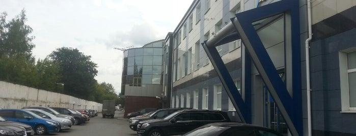 АСП is one of Где найти БЖ в Екатеринбурге.