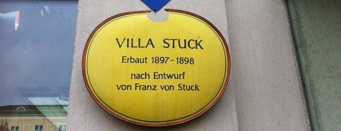 Museum Villa Stuck is one of MUC Kultur & Freizeit.