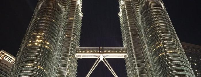 PETRONAS Twin Towers is one of Origin Destiny.