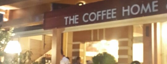 The Coffee Home is one of Cafe&Pastane.
