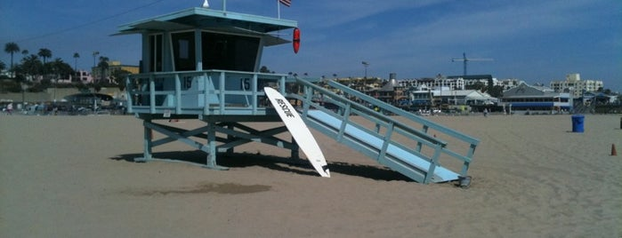 City of Santa Monica is one of Before you leave LA, you must....