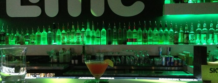 Lime Lounge is one of Entertainment: USA.