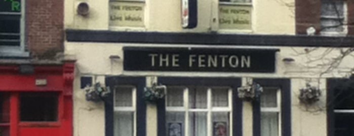 The Fenton is one of Old Man Pubs.