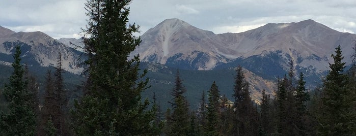 Monarch Pass is one of Documerica.