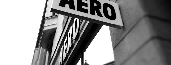 Aero is one of Helsinki.